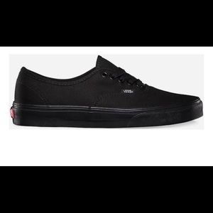 Vans Authentics Size 8.5